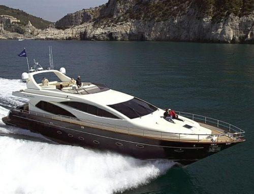RIVA 85 SUPER OPERA – Year 2005