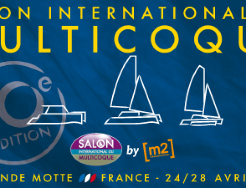 MULTIHULLS BOAT SHOW IS COMING