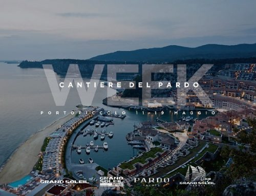 FIRST PARDO WEEK IN PORTO PICCOLO