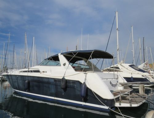SEA RAY 500 SUNDANCER – YEAR 1991
